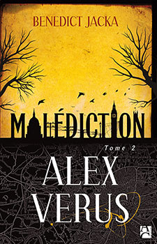 Alex Verus : Malédiction