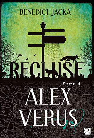 Alex Verus : Recluse