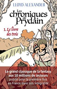 Les Chroniques de Prydain, tome 1
