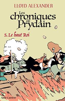 Les Chroniques de Prydain, tome 5