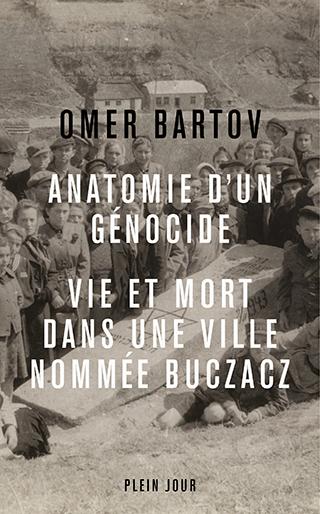 Couverture Anatomie d'un génocide